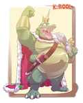 King K.Rool by FischHead