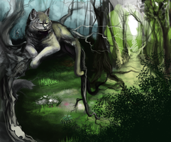 WIP Could you critique it, please? by Muflee