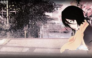 rukia color wallpaper 2 by DEOHVI