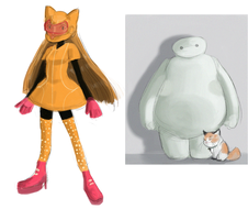 bh6doodles by X3carlyX3