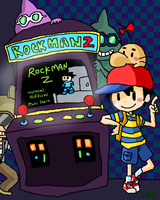 Earthbound: Arcade by LarkIsMyName