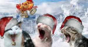 We Fish You A Hairy ChrisMoose by allison712