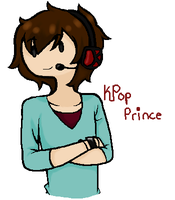 PC: KPop Prince by Ask-Kaena