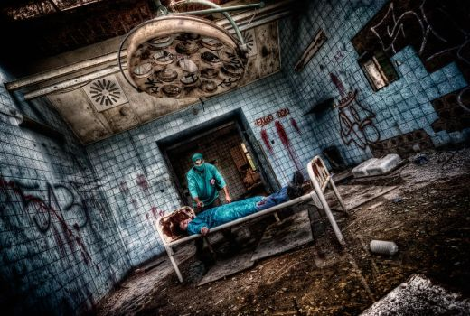Welcome Back in the surgery by Matthias-Haker