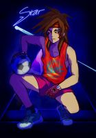 80's sakka boy by madalice