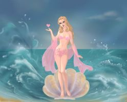 Aphrodite by LadyAquanine73551