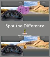 Spot the Difference by gnu32