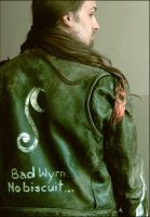 Bad Wyrm. No biscuit... by LeafOfSteel