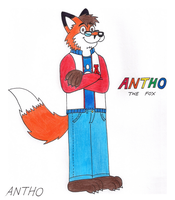 Antho is back ! by AnthoFur