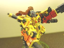 Commander Shadowsun 2 by Drknght61