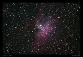 Eagle Nebula M16 by CapturingTheNight