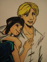 Broken Sword: George and Nico by Bintavivi