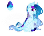 Mystery Skimmer Adopt-Tidal Theme [CLOSED] by FuyusFox
