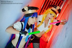 We are your enemy by Hitomi-Cosplay