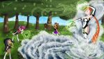 MAGIC Forest Fun by Griddles