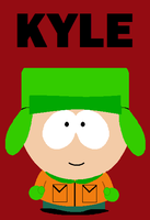South park, KYLE by ScrewStudying