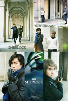 BBC SherlockJohn Cosplay 1 by J1-junichi