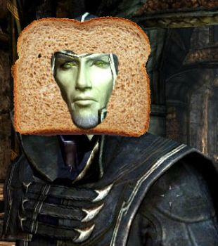 Superior Bred Altmer by gangyzgirl