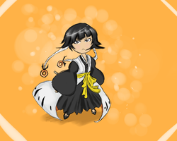 2nd division captain soi fon by ConspicioPotenStilus