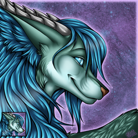 Salerida - Icon Commission by kcravenyote