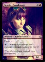 Cunning Sparkmage by flappyb