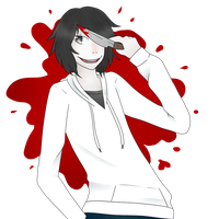 Jeff The Killer by PlayDeadYo