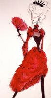 Red Queen Concept by NeverlandForever