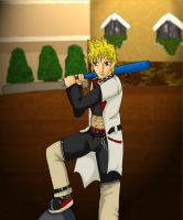 Roxas for Stacey by Oregonkitty