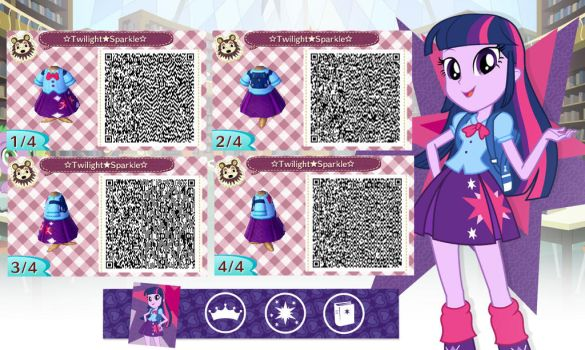 01TwilightSparkle qr by Rasberry-Jam-Heaven