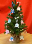 MLP:FiM Christmas Hearth's Warming Ornaments by Monostache