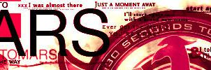 30 Seconds To Mars Fan Sig by archaii