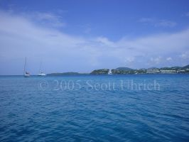 Harbor of St Thomas by vbcsgtscud