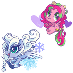 November Chibis by Wicklesmack