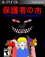 City of Guardians the Game PS3 by Kyuubichowderfan