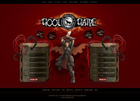GooLGame Website 1 by Mojtaba-Sharif