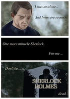 Sherlock - The End by AgentKnopf