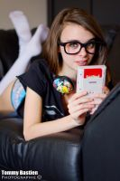 Pokemon Red by TommyBastien
