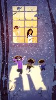 Snowy by PascalCampion