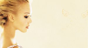 Jessica Alba Wallpaper 1 by Catsya