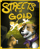 Streets Of Gold Cover by CheruCheriPie