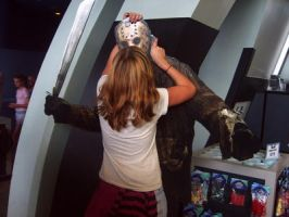 Me making out with Jason by Criss-Angel-lover