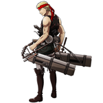 RAMBO REINER FULL BODY by Reiner-X-Atashi