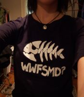 What Would FSM Do? by ItaLuv