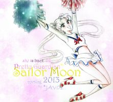 usagi - Sailor Moon coming 2013 by zelldinchit