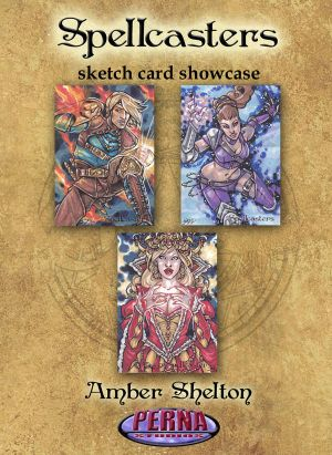 Amber Shelton Showcase - Spellcasters