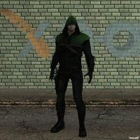 XNA Green Arrow by X-N-A