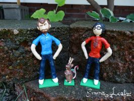 Rhett, Link, and the Randler by Emma-Is-A-Leaf