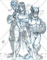 X-MEN by -adam-