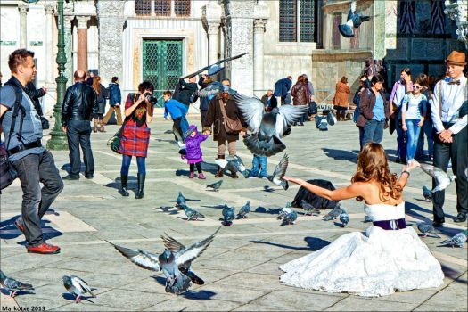 A wedding in Venice 04 by Markotxe