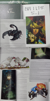 Compilation shot of LoZ: The Return: The Book by DeadDancers